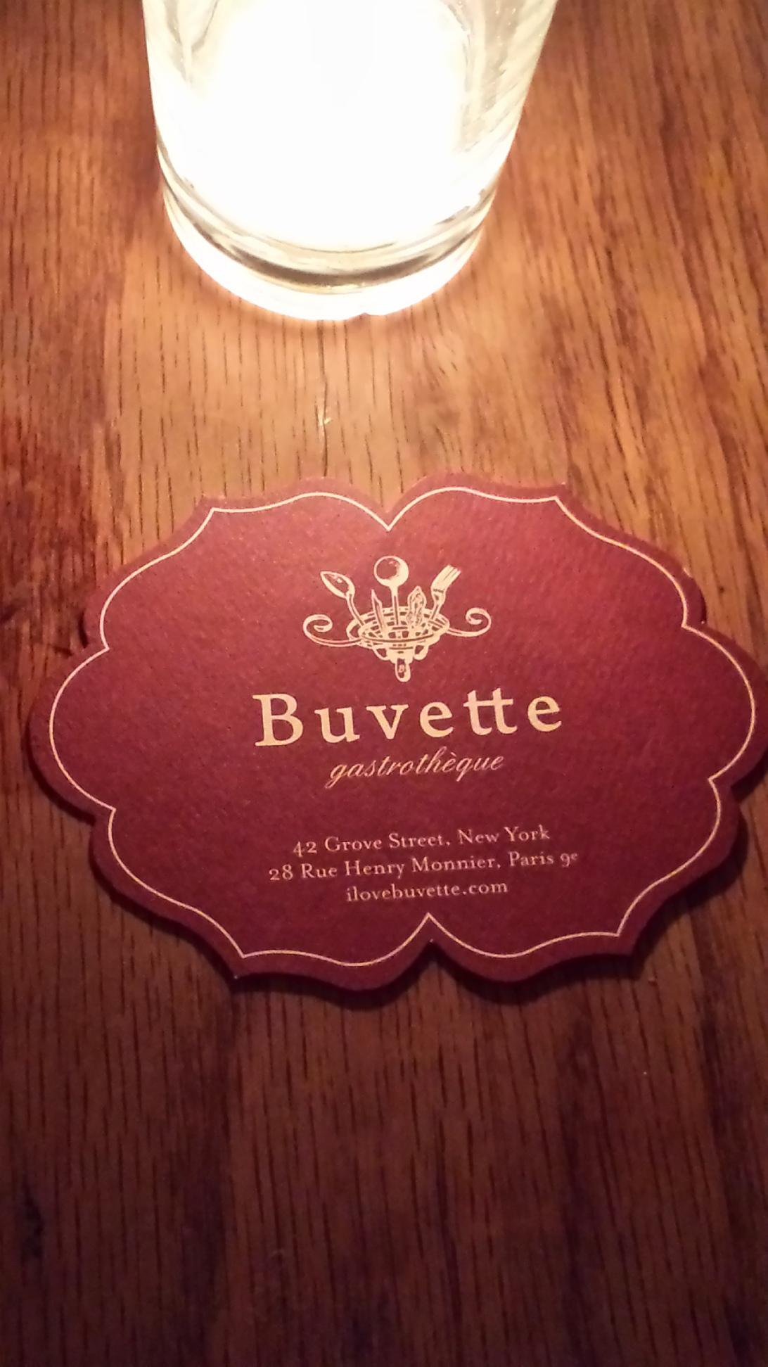 buvettecard
